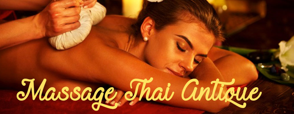 Massage thai antique
